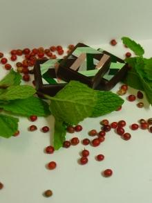 Pink Peppered Mint